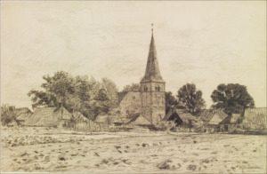 St. Joriskerk Voor-Drempt, rond 1900